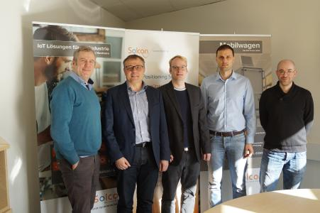 Solcon Systemtechnik GmbH und Technische Hochschule Lübeck nehmen am Innovations-Transfer-Preis 2020 teil