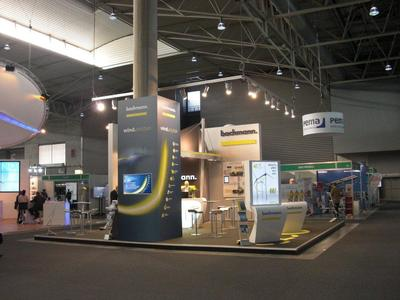 Bachmann Monitoring EWEA 2014 in Barcelona