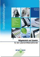 METTLER TOLEDO Produktkatalog 2013/2014 verfügbar