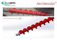 Archimedys – Exventys arbeitet nun mit TraceParts zusammen, um für seine Bauteile zu werben