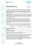[PDF] Pressemitteilung: Drei Fliegen mit einer Klappe: Antireflexion, Sicherheit und Wärmedämmung