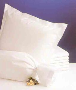 Im Unternehmen werden in erster Linie hochwertige Bettlaken, Kopfkissenbezüge, Bettbezüge, Handtücher und Tischwäsche hergestellt ©Tissus Gisèle
