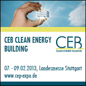 CEB CLEAN ENERGY BUILDING 2013