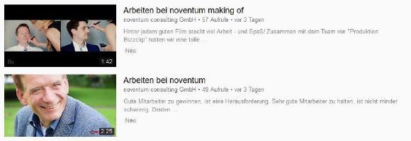 noventum consulting - der Film!