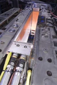 HD moldFO-Kokille für die Dickbrammeproduktion