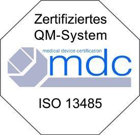 Die infoteam Software AG wurde nach EN ISO 13485:2010 zertifiziert