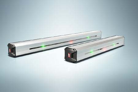 Die SERVOLASER Xpert Systeme sind für nahezu jeden Maschinentyp und jedes Reifensegment, vom Pkw- bis zum Off-the-Road (OTR)-Tire, ausgelegt. Bildquelle: LAP GmbH Laser Applikationen