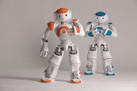 NAO Roboter hilft Menschen mit Autismus