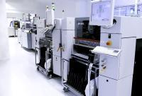 Neue Anlage in der Fertigung InnoSenT