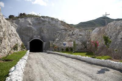 Das Portal der Platosa-Mine; Foto: Excellon Resources
