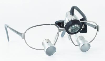 Fernrohrlupen BrilleGTX 2 Quelle Carl Zeiss Vision