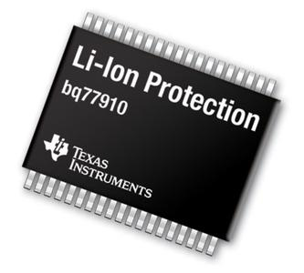 bq79910 chip liionprotection