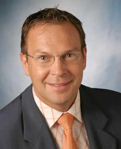 Geschäftsführer der Cosateq GmbH & Co. KG, Peter Schilm