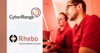 Rhebo und innogy SE gemeinsam Cyberrange-e