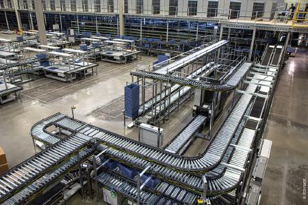 WDT geht neue Wege und stellt sich Herausforderungen in der Logistik mit Körber