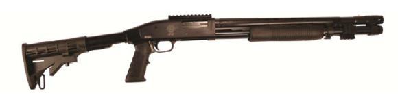 Die TAURUS ST-12-Schrotflinte Kaliber 12/76 im taktischen Design