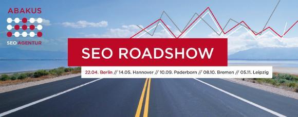 SEO Roadshow 2020 Termine