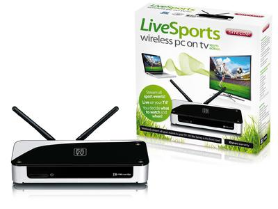 MD-300SE Wireless PC-on-TV Sports Edition - UVP 99,99 EUR
