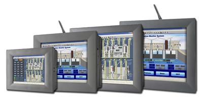Four New Automation Control Panels with Communication and Field-bus Capabilities