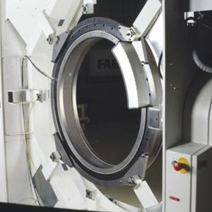 The ready-to-install FAG SIMTUS system was specially developed for use in computer tomography and makes a significant contribution to making panoramic X-ray procedures faster and faster while continually increasing the image quality