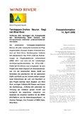 [PDF] Pressemitteilung:  Tarnkappen-Drohne Neuron fliegt mit Wind River