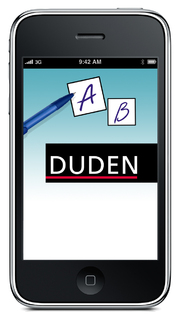 """Neue App von Duden: Der """"Kreuzworträtsellöser"""" für iPhone ist da Die Software von Duden gibts ab sofort im App Store"""