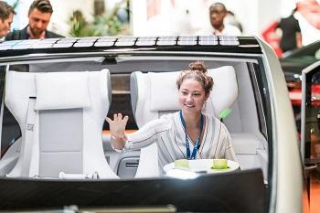 """Dem automatisierten Fahren widmet sich die internationale VDI-Konferenz """"Automated Driving"""" am 16. und 17. Mai in Düsseldorf (Bild: VDI Wissensforum)"""