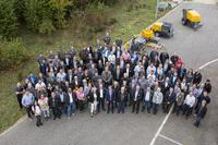 Group photo of all guests and PMM employees