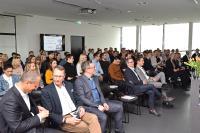 Rund 120 Gäste konnten auf dem MiH-Symposium begrüßt werden.
