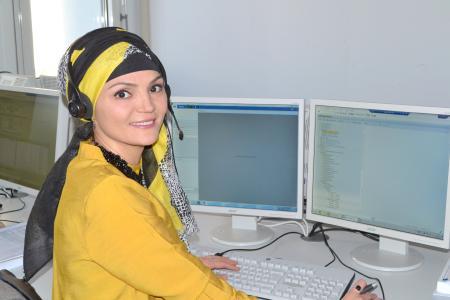 Melek T.,  SAP-Webinarteilnehmerin der DAA-Böblingen