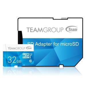 MicroSD-Karte der Team Group Inc.