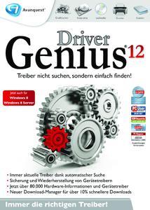 Immer aktuelle Treiber: Driver Genius 12