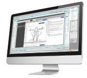 Strukturierte Befundung mit Smart Radiology im RadCentre Befundworkfl ow, Quelle: i-SOLUTIONS Health GmbH