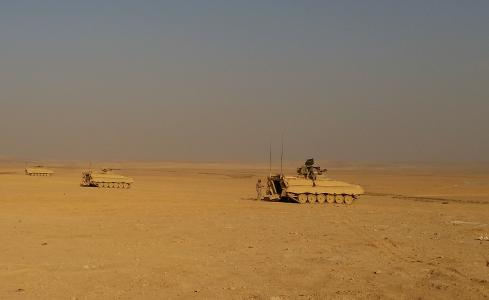 Rheinmetall modernizing 25 more Marder IFVs for Jordan under German military assistance programme