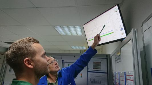 Christoph Mack - Process Monitoring bei Pressmetall
