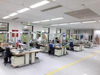 Einblick in die neuen Produktionshallen