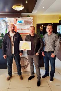 Strabag and MC-Bauchemie win first prize for UHPC concrete in Slovakia