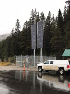 Simark Controls receives order for turnkey EFOY Hybrid power solutions to provide reliable clean power in Canada's Yoho National Park