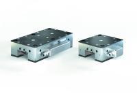 Die stufenlose Haltebremse SHB von LEANTECHNIK ist in einer Standard-Bauweise und in einer kurzen Bauweise lieferbar.