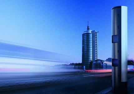 "Jenoptik's Traffic Solutions division has been recognized with an ""iF product design award"" for the TraffiTower 2.0, a new housing for use in traffic monitoring"