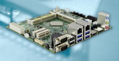 MSC Technologies presents Mini-ITX motherboard and SBC with actual Intel Atom processor technology from IBASE
