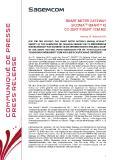 Pressemitteilung: Smart Meter Gateway SiconiaTM SMARTY IQ CC-zertifiziert vom BSI