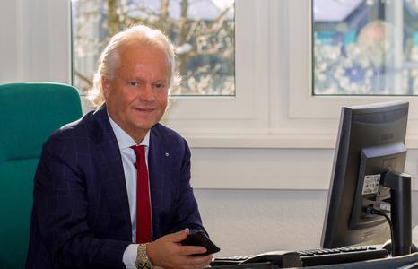 Armin Luft: Senator der Wirtschaft
