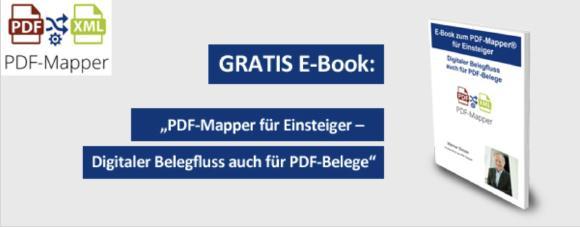 PDF-Mapper® liest auch komplex aufgebaute PDF-Belege vollständig fehlerfrei aus und schafft die Grundlage für die automatische Weiterverarbeitung