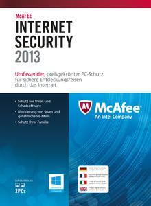 Nominiert für die Software des Jahres: McAfee Internet Security
