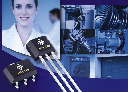 Micronas Introduces Hall Sensors with New Temperature Ranges