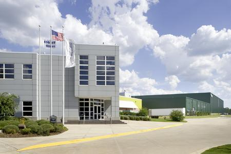 REHAU invests approximately two million Euros in the new building of a technical centre, which is supposed to be completed by the spring of 2014, in Cullman, US state Alabama
