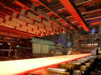 """Last rolling shift"" in Hüttenheim: Closure of heavy plate mill goes according to plan"