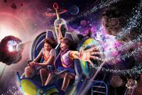 Raven Sun Creative and Maurer Söhne Present Saturn V,  a 'Complete Immersive Dark Ride Solution'