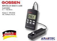 Mavolux 5032 - Luxmeter made in Germany